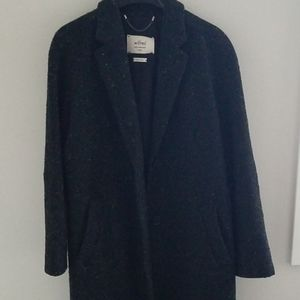 Wilfred Speckled Wool Coat